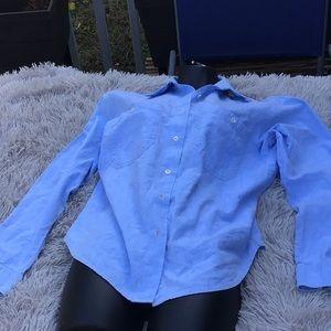 Tops - Denim shirt